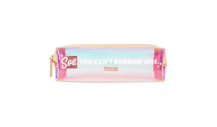 Skinnydip Borrow One Pencil Case