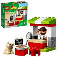 LEGO DUPLO Town Pizza Stand Pizza Set - 10927