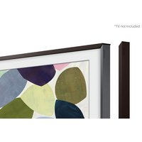 Samsung Customisable Bezel for The Frame 75 Inch TV - Brown
