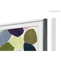 Samsung Customisable Bezel for The Frame75 Inch TV - White