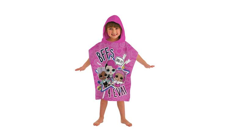 LOL Surprise Sing It Hooded Poncho