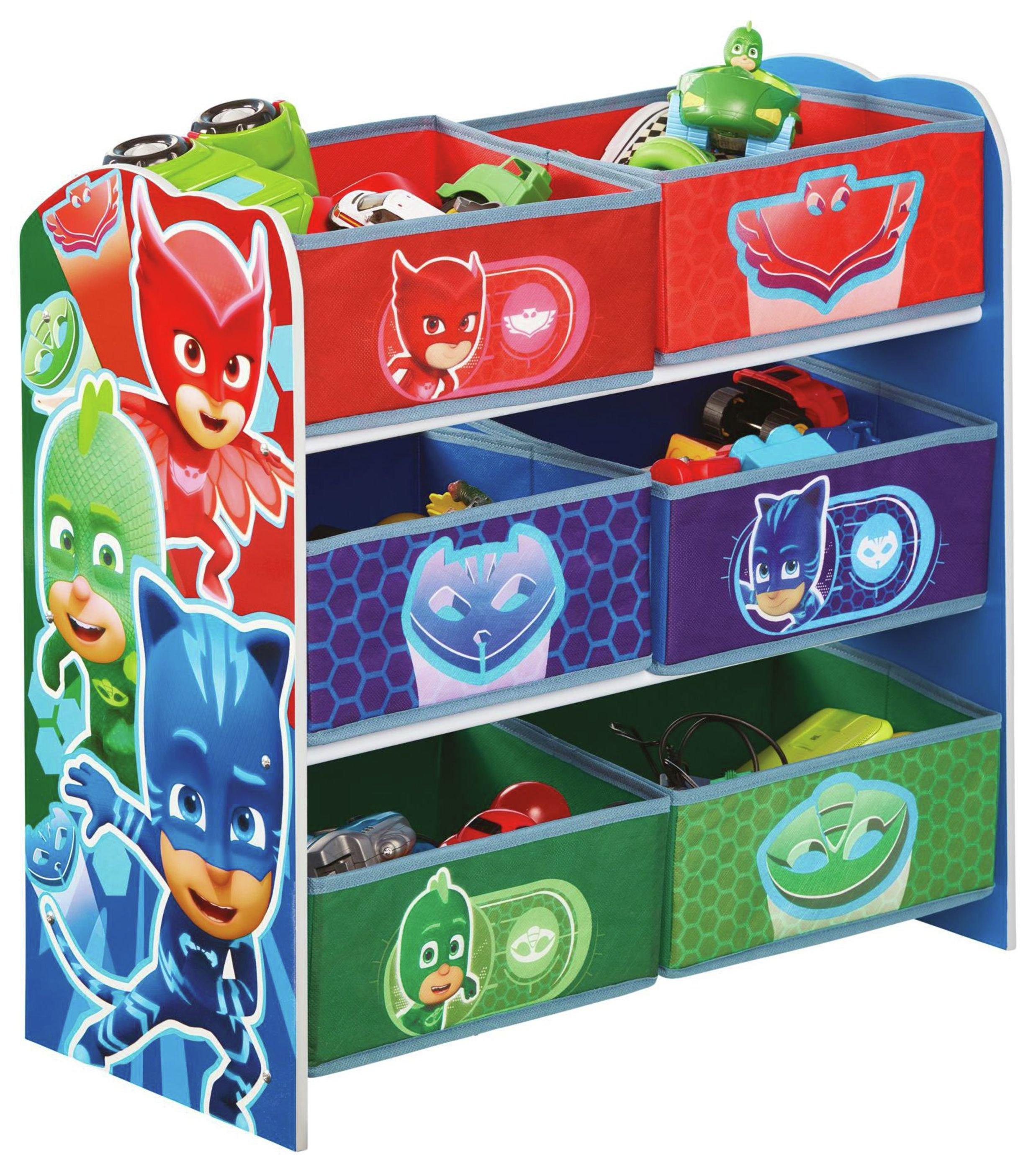 PJ Masks Multi Storage Unit