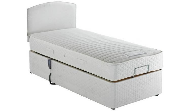 first rate 5f245 f340f Buy MiBed Adjustable 3 Barrow Single Bed   Divan beds   Argos