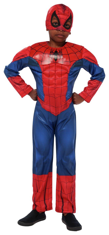 Marvel Spider-Man Fancy Dress Costume - 7-8 Years