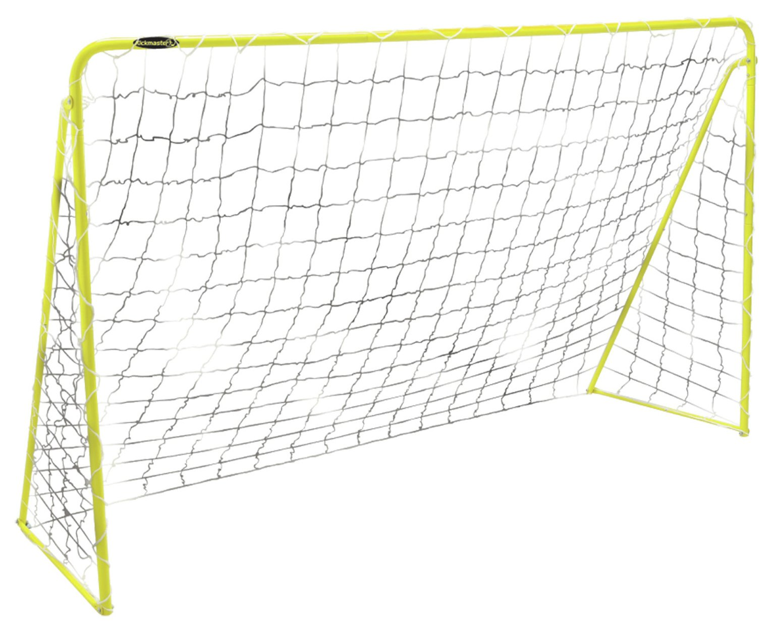 Kickmaster Steel 5ft Premier Football Goal.