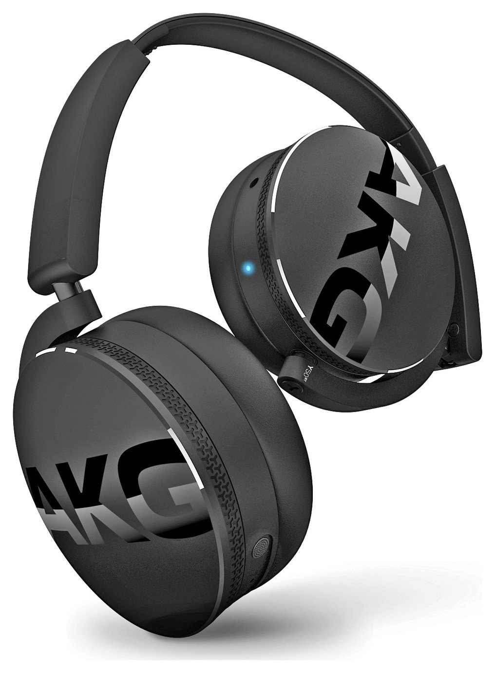 Image of AKG C50BT On - Ear Wireless Headphones - Black