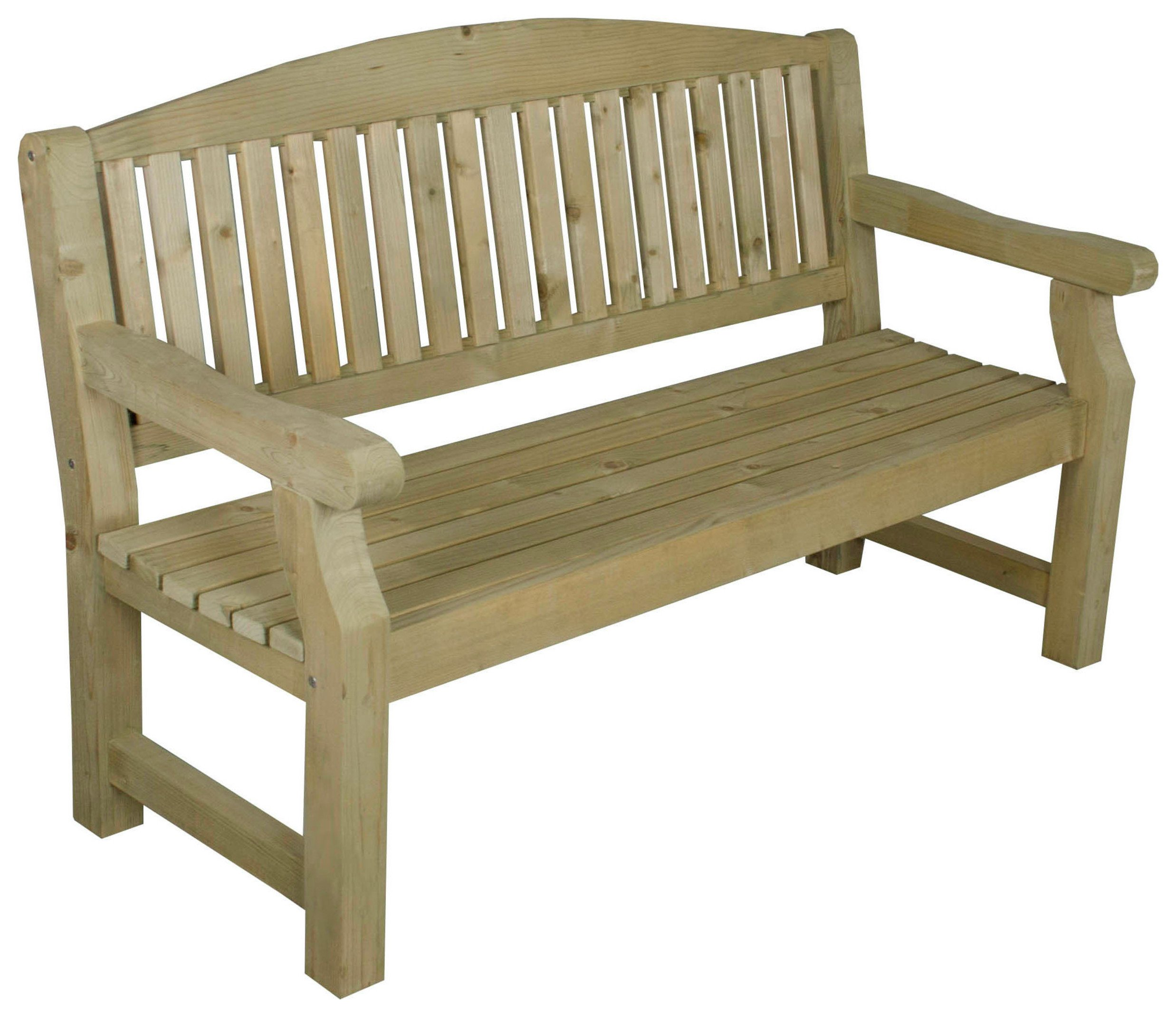 Image of Forest 5ft Harvington Garden Bench