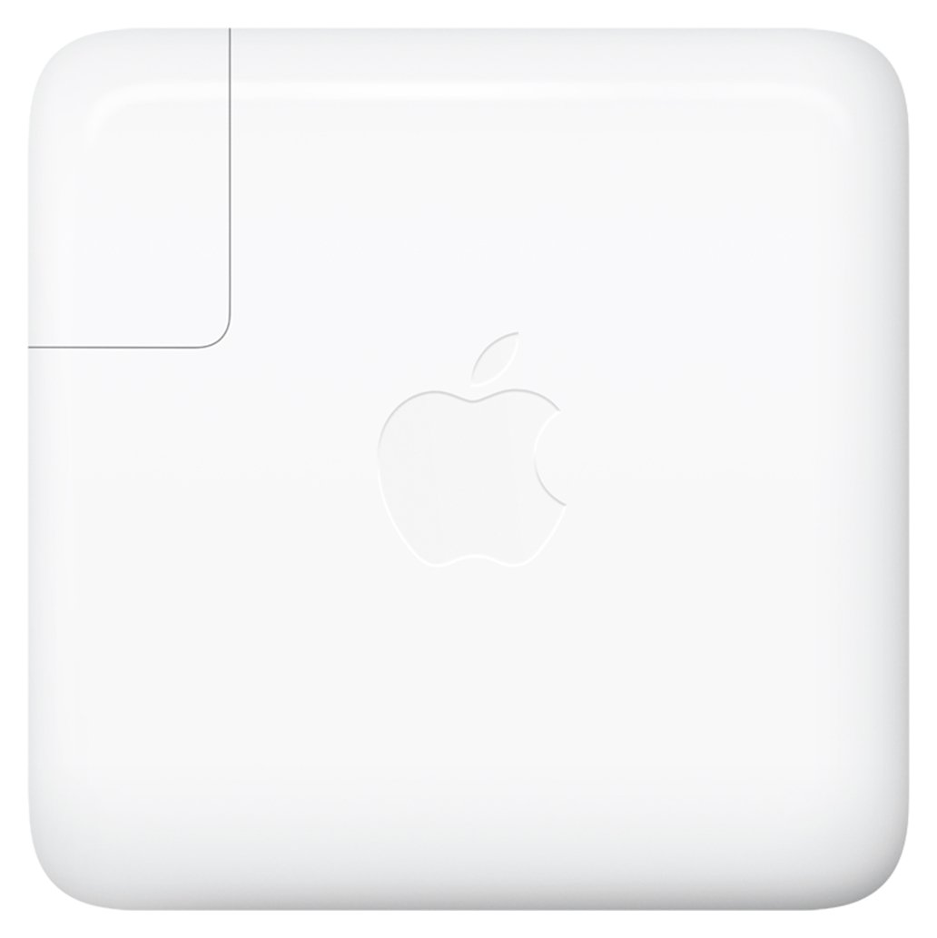 Apple 87W USB-C Power Adapter.