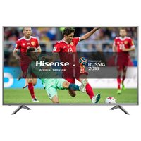 Hisense H65N5750 65'' 4K Ultra HD Silver LED TV with HDR