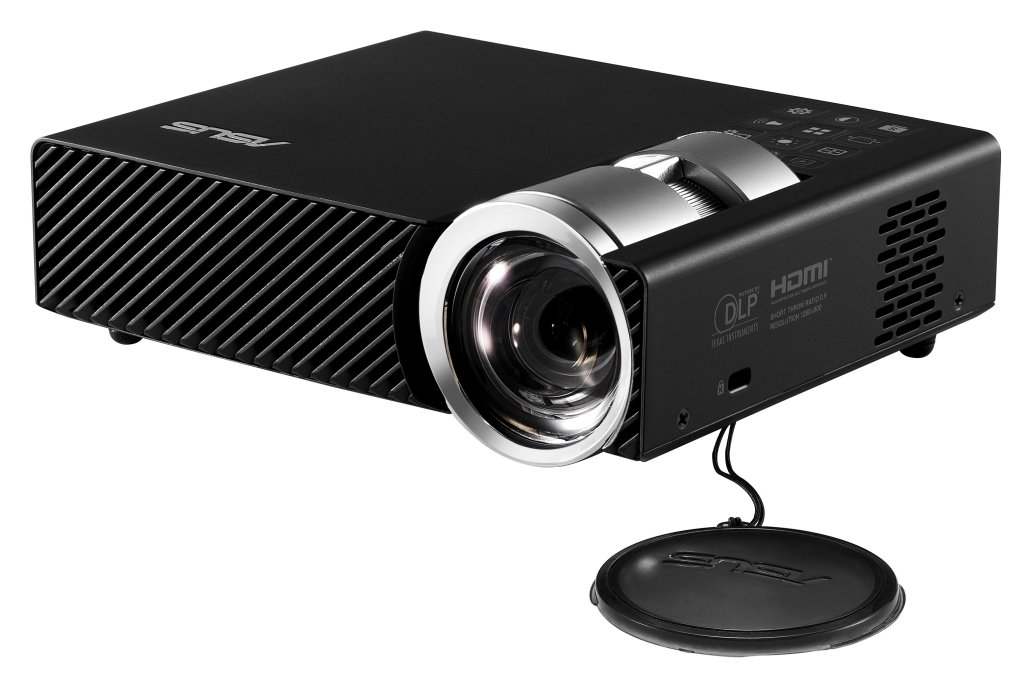 Image of Asus B1MR Portable Projector.