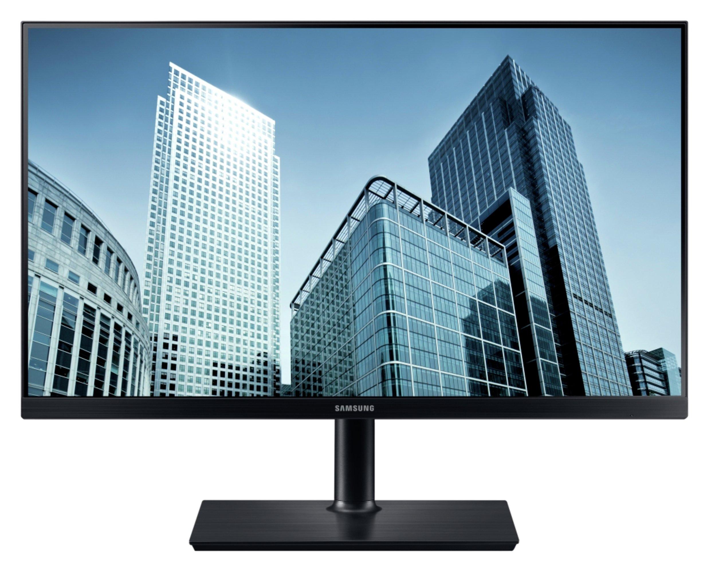 Samsung S24H850 WQHD 24 Inch LED Monitor