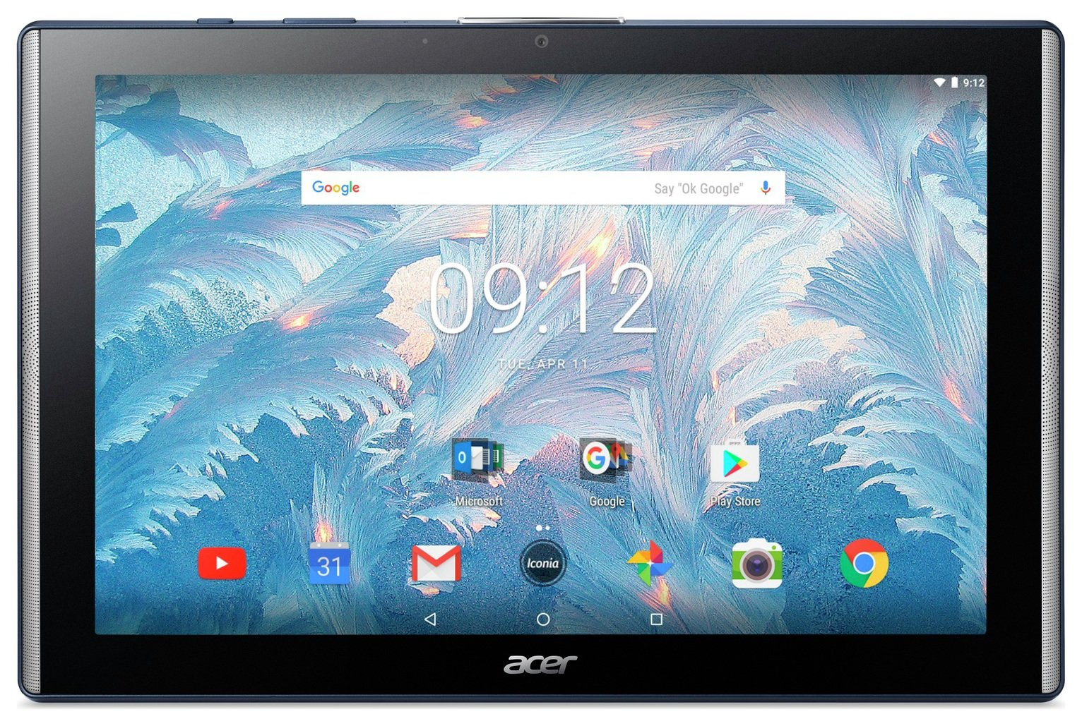 Image of Acer Iconia One10 16GB Tablet - Blue