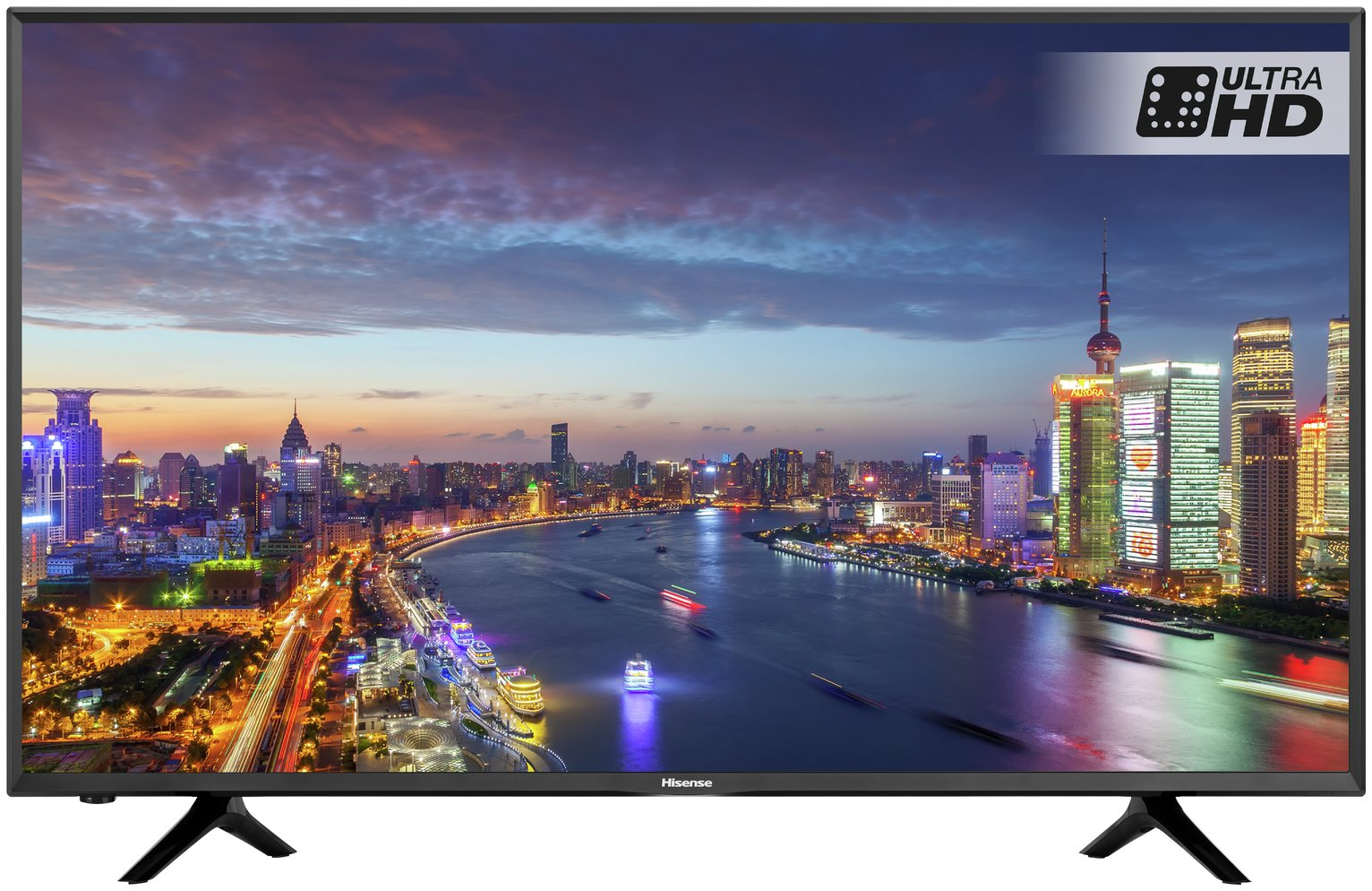 Hisense H65N5300 65 Inch 4K Ultra HD Smart TV.