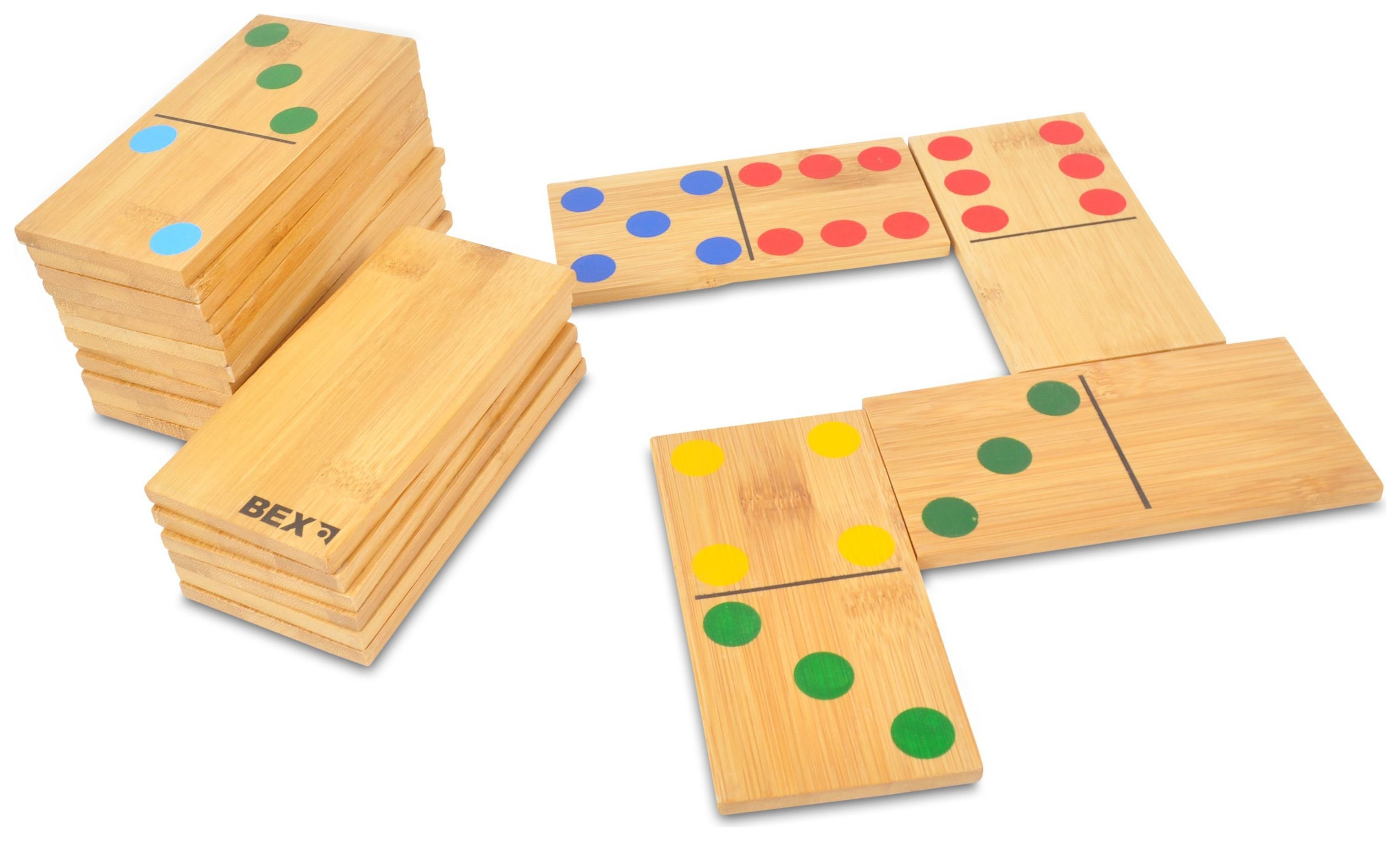 Image of Bex Giant Domino Garden Game.