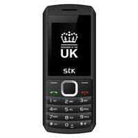 Sim Free STK R45i Mobile Phone - Black.