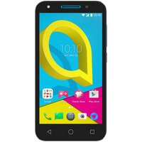 Sim Free Alcatel U5 Mobile Phone - Black / Blue