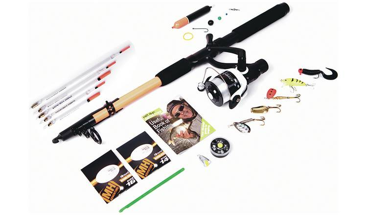 Matt Hayes Adventure Telescopic Fishing Set