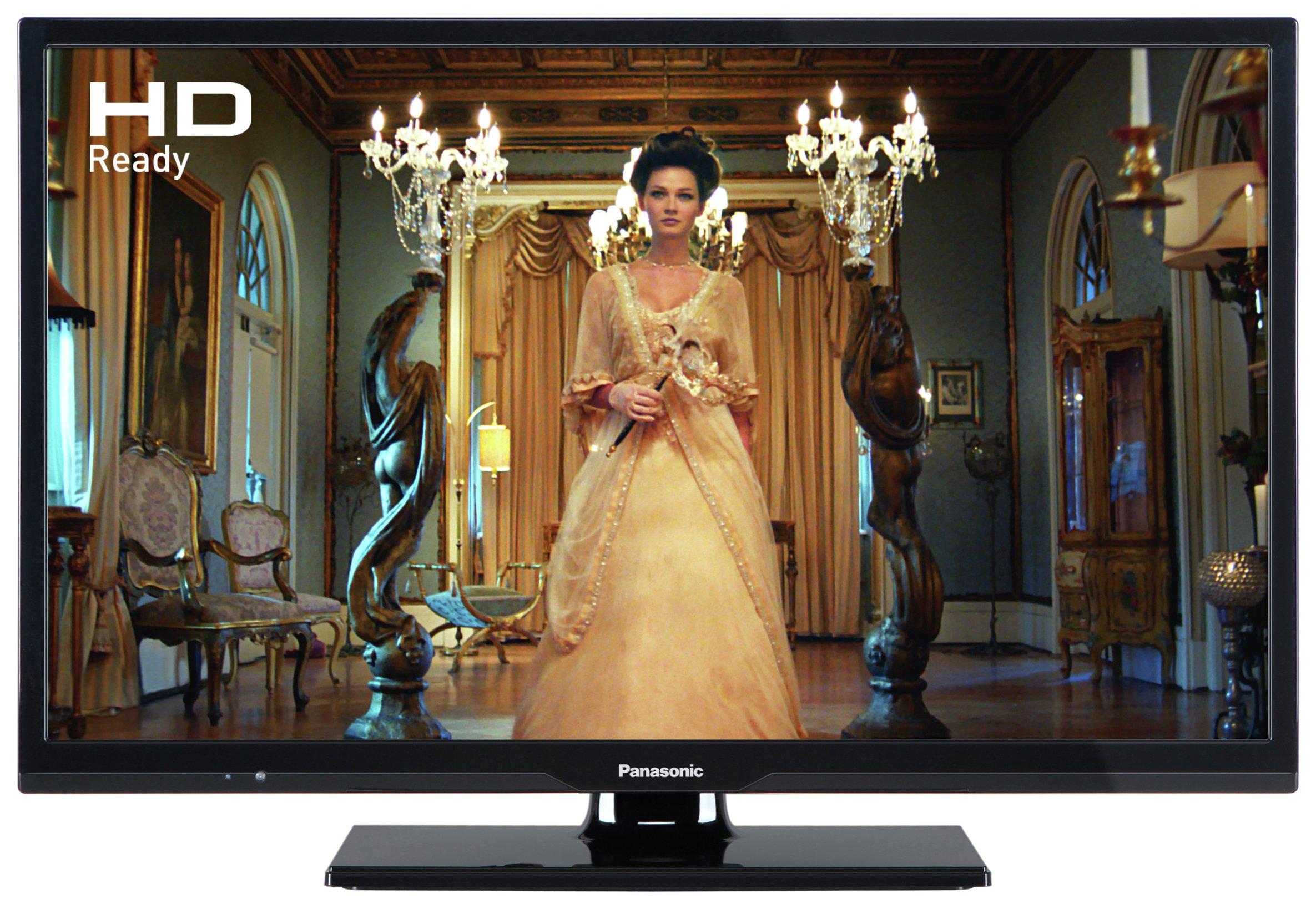 Panasonic TX-24D302B 24 Inch HD Ready TV.