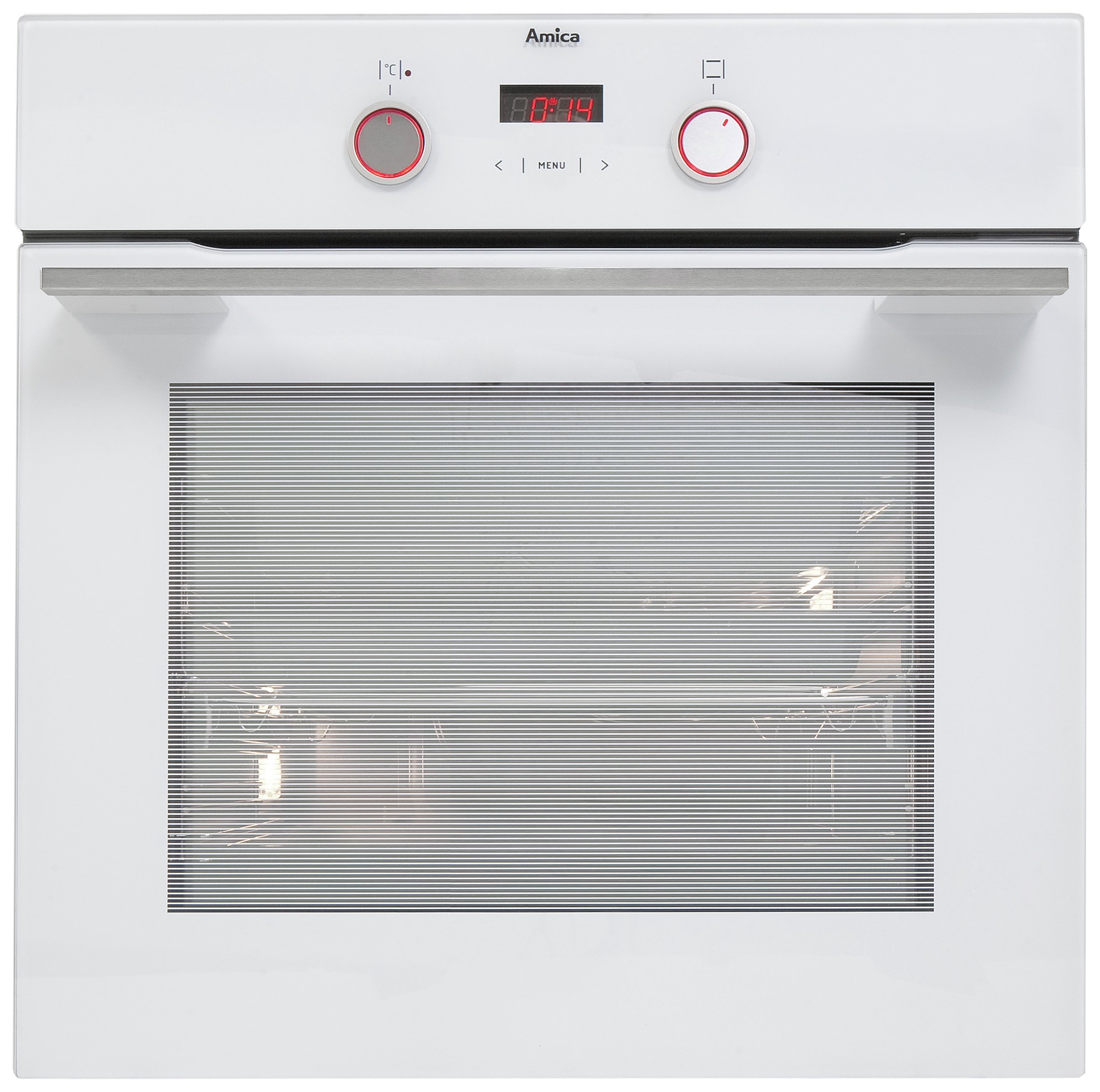 Image of Amica 11433TSW Built-In Oven - White.