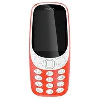 Sim Free Nokia 3310 Mobile Phone - Red.