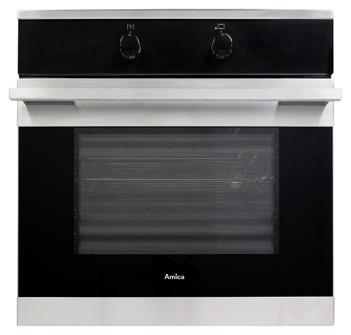 Image of Amica 10533X Built-In Oven - Stainless Steel.