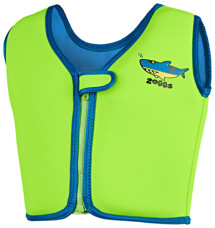 Zoggs Green Swim Trainer Jacket - 2-3 Years.