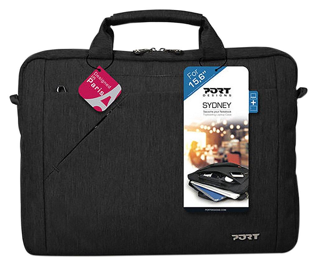 Port Designs Sydney 15 Inch Laptop Backpack - Black