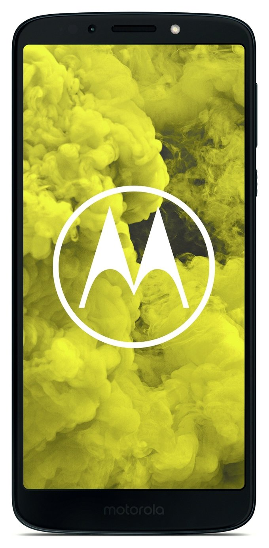 SIM Free Motorola Moto G6 Play 32GB Mobile - Deep Indigo