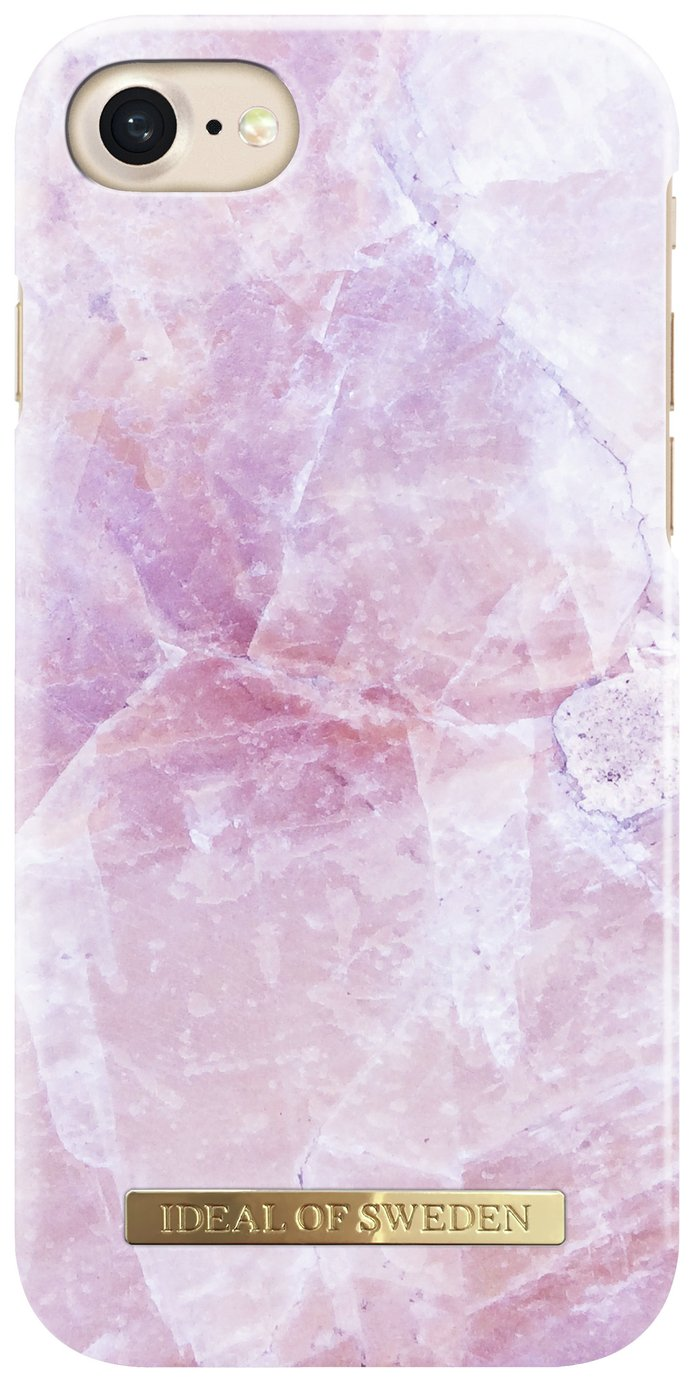 Image of iDeal Hard Shell iPhone 6/6S/7/8 Case - Pink.