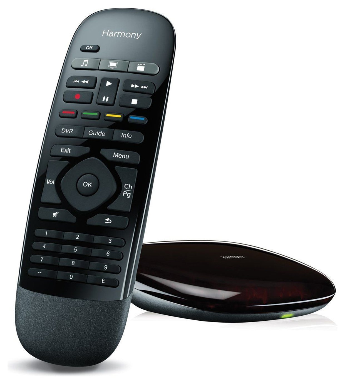 Image of Logitech Harmony Companion Smart Home Hub And Remote Control