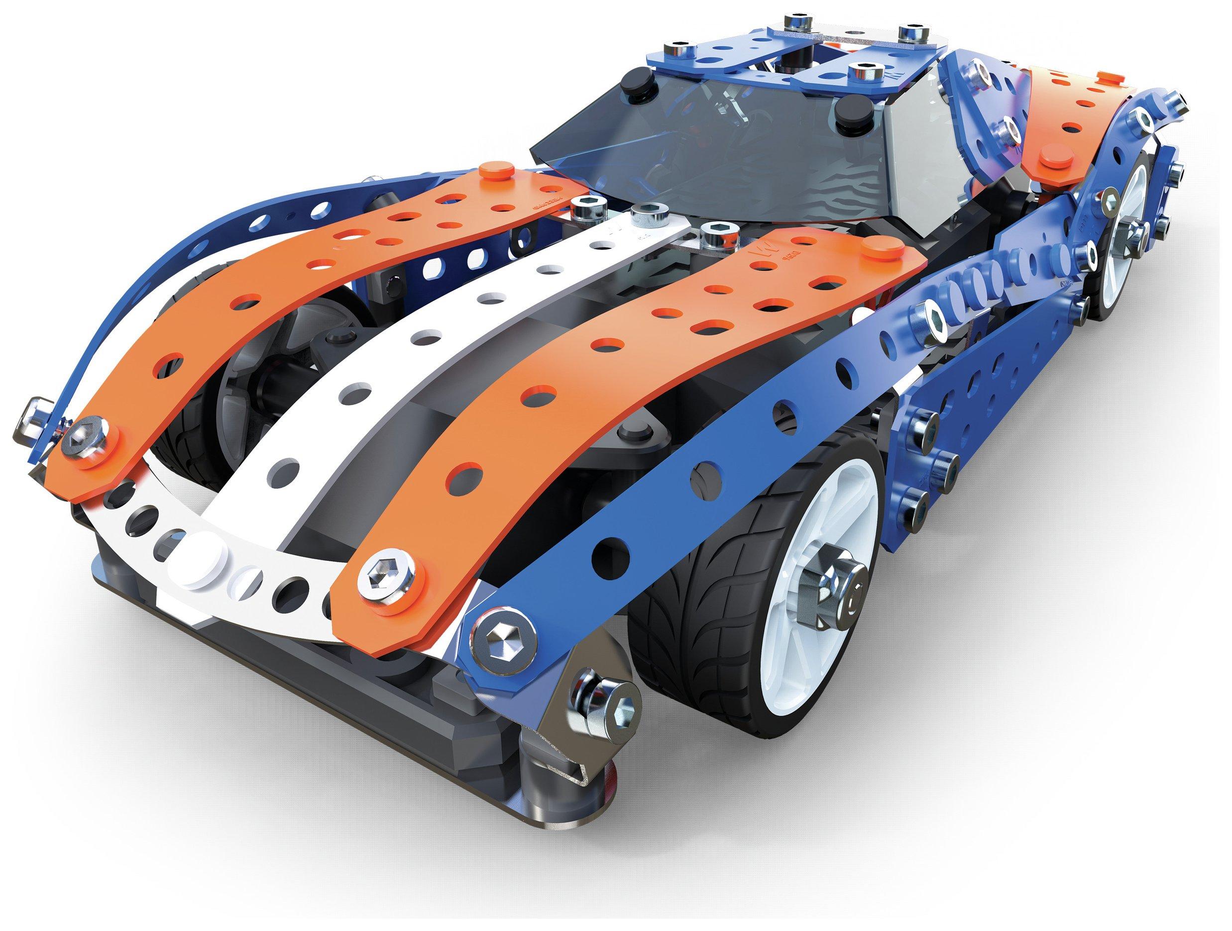Meccano Remote Control Speedster Sports Car.