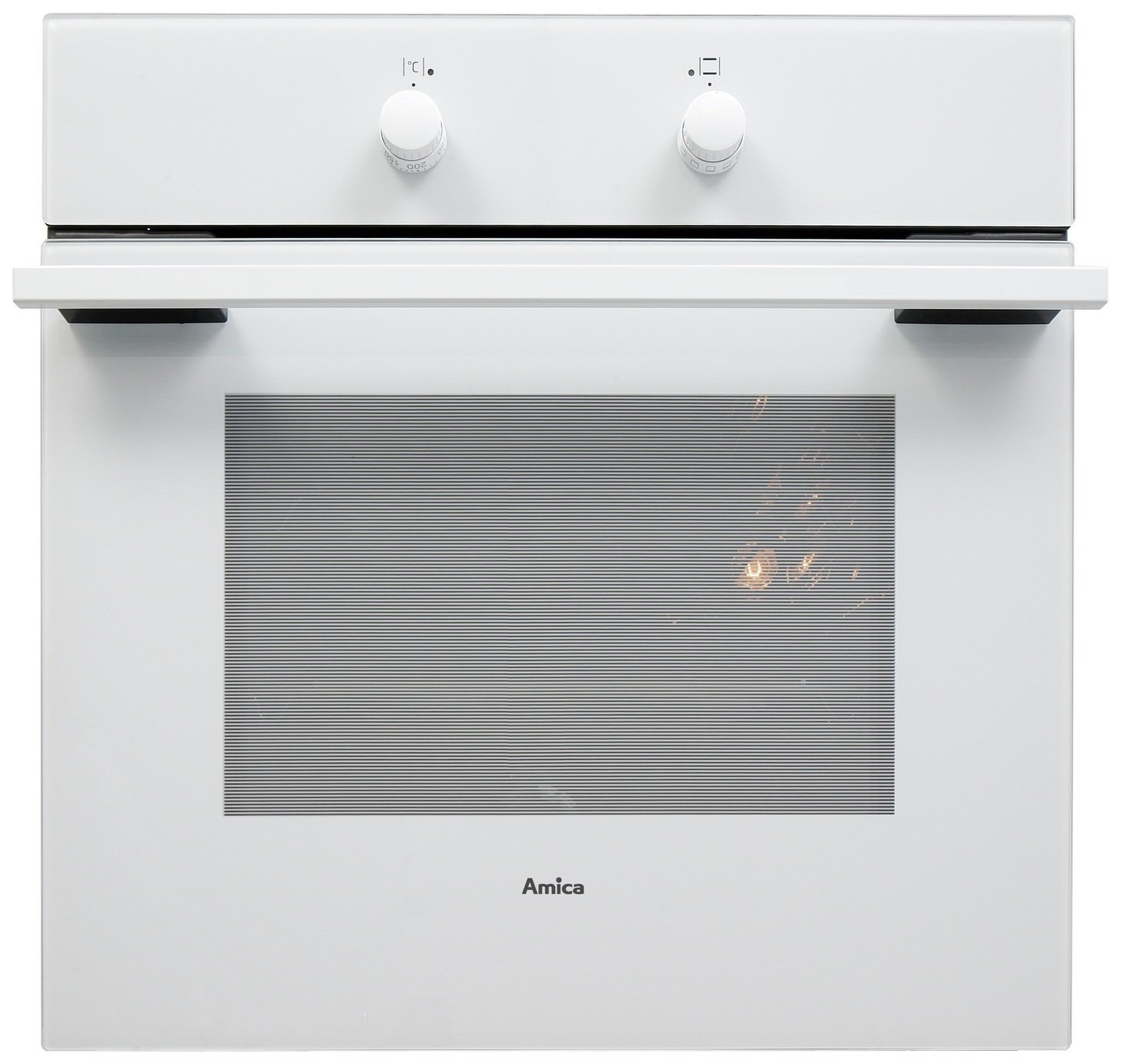 Image of Amica 10533W Built-In Oven - White.