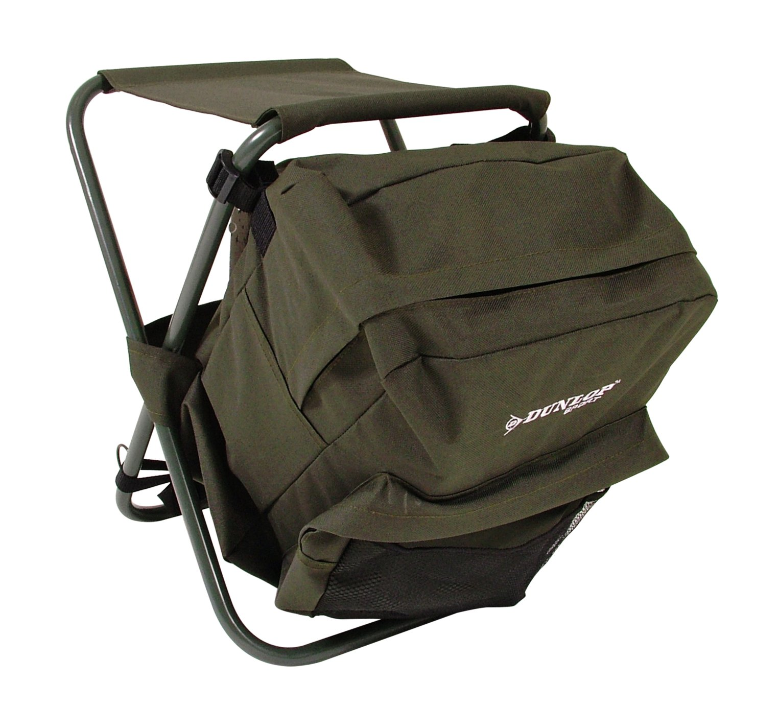 Dunlop Fishing Stool with Rucksack
