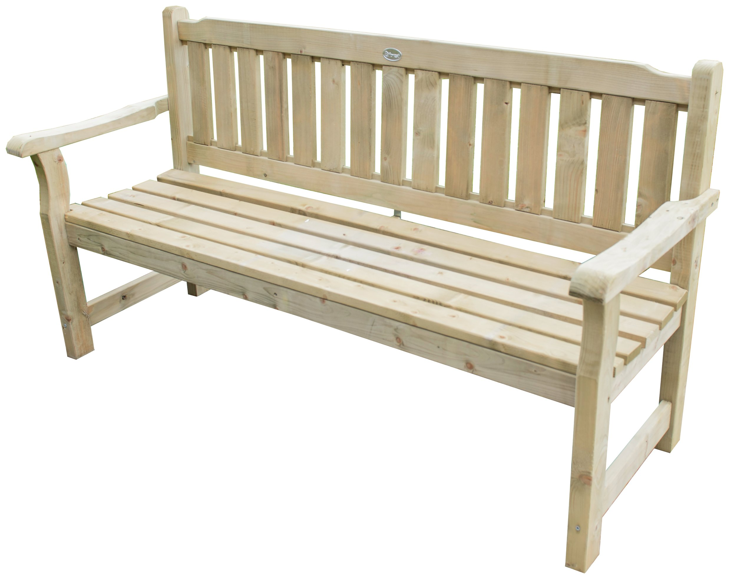 Image of Forest 5ft Rosedene Garden Bench