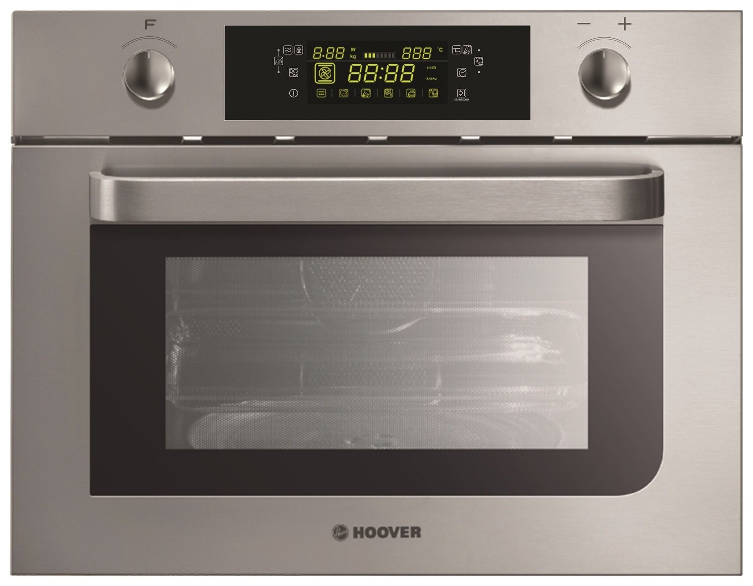 Hoover HMC440PX 900W Microwave - Stainless Steel
