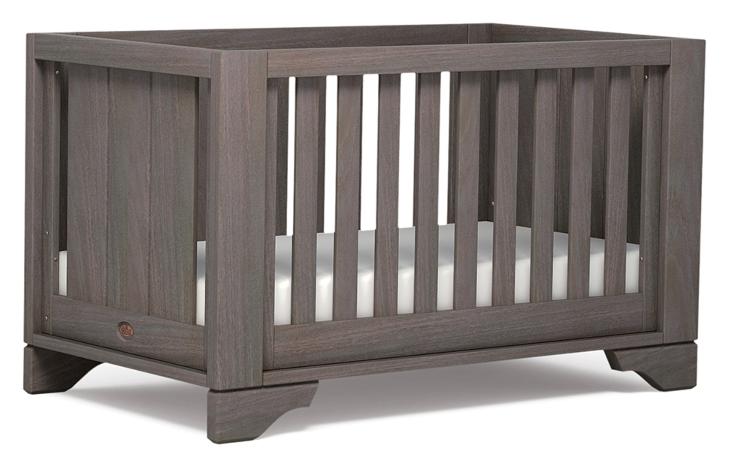 Image of Eton Expandable Cot Bed - Mocha