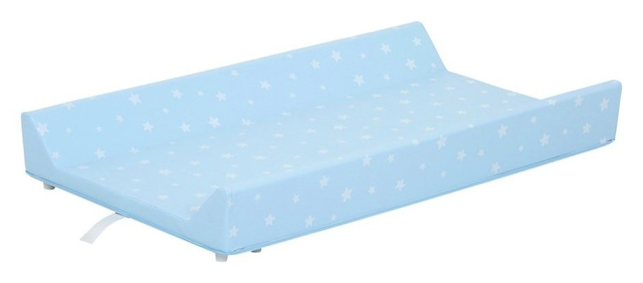 Image of Baby Elegance PVC Cot Top Changer - Blue