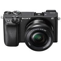 Sony A6300 Compact System Camera 16-50MM Lens