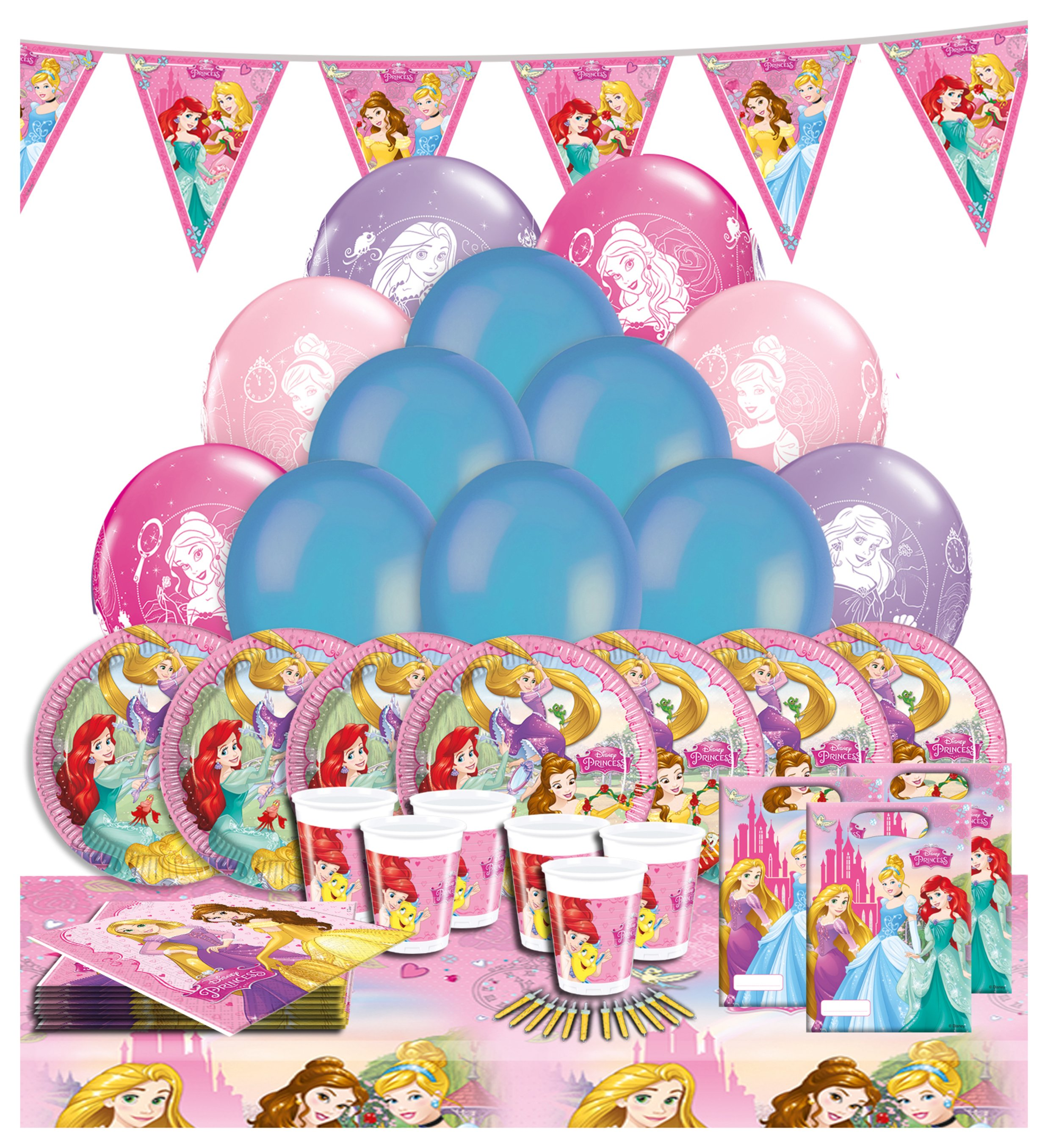 Disney Princess Ultimate Party Pack