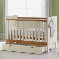 Classic Two Tone 2 Piece Nursery Furniture Set