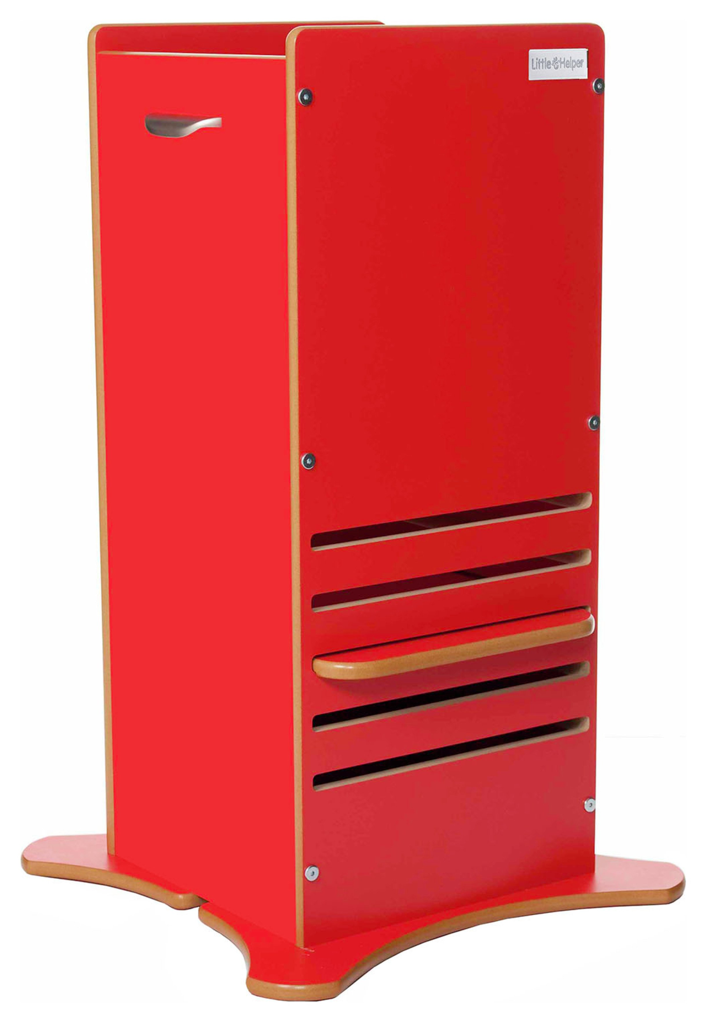 Little Helper FunPod Kitchen Safety Stand - Red