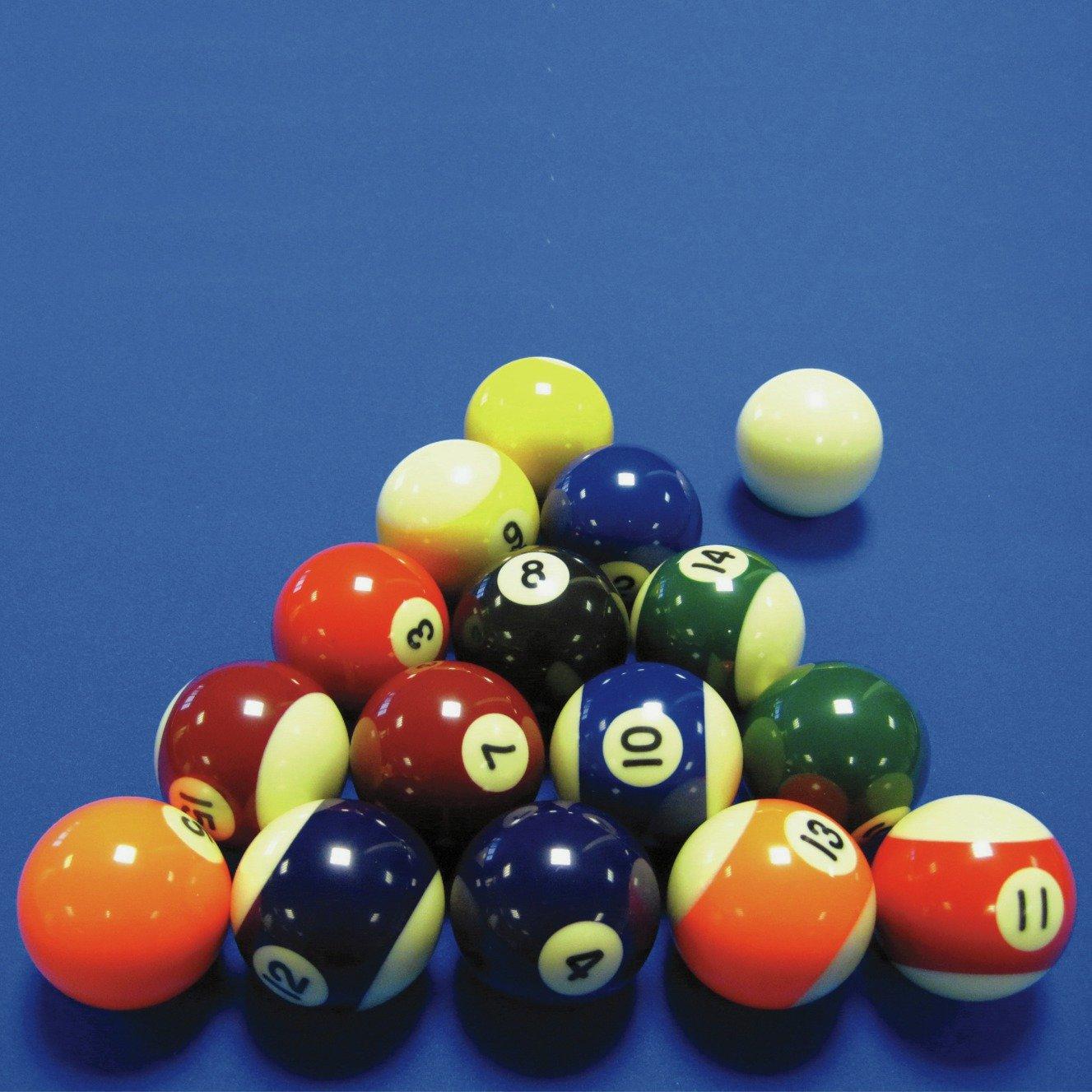 48mm Pool Balls Set.