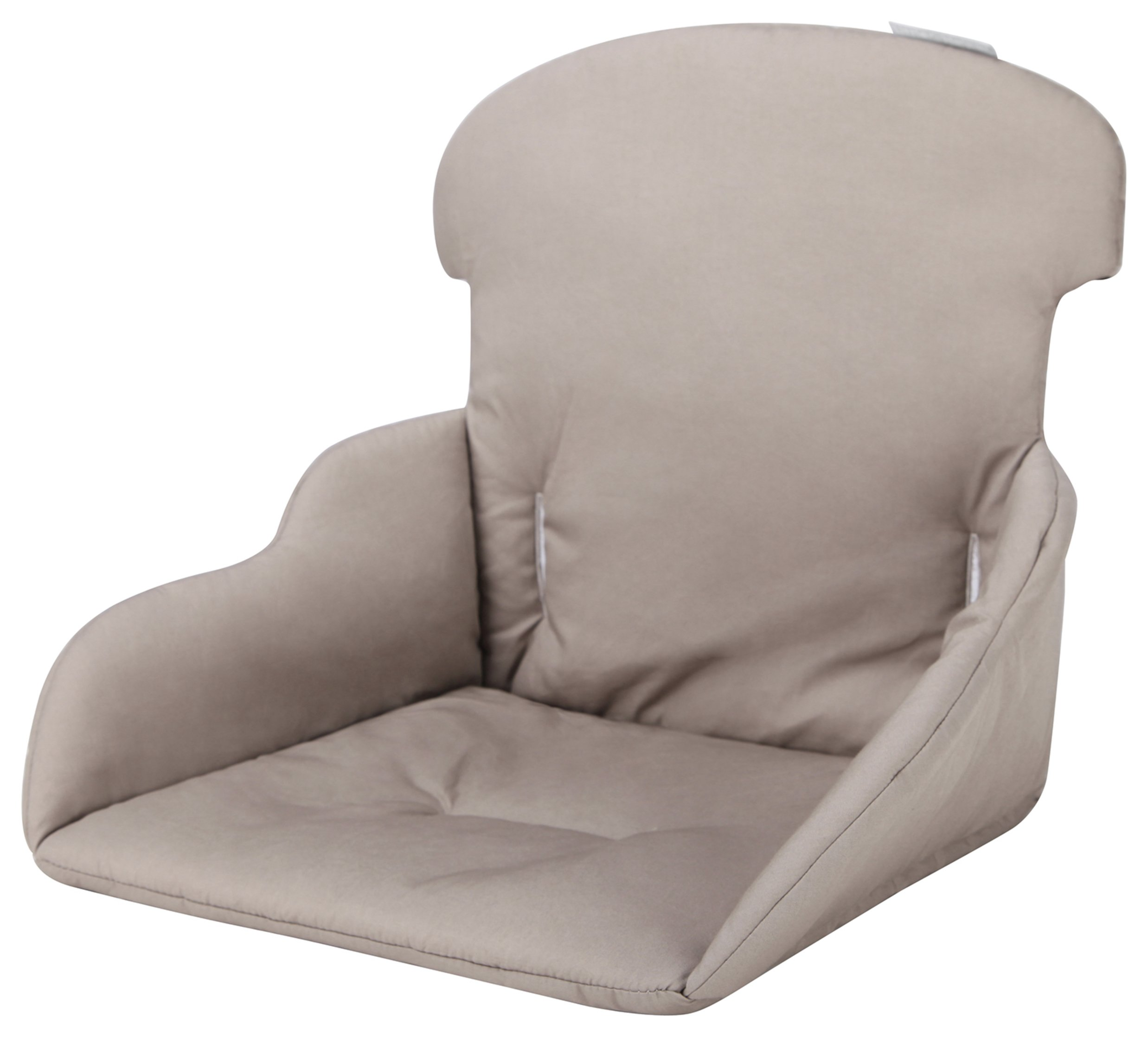 Image of Little Helper FunPod High Chair Cushion - Caramel