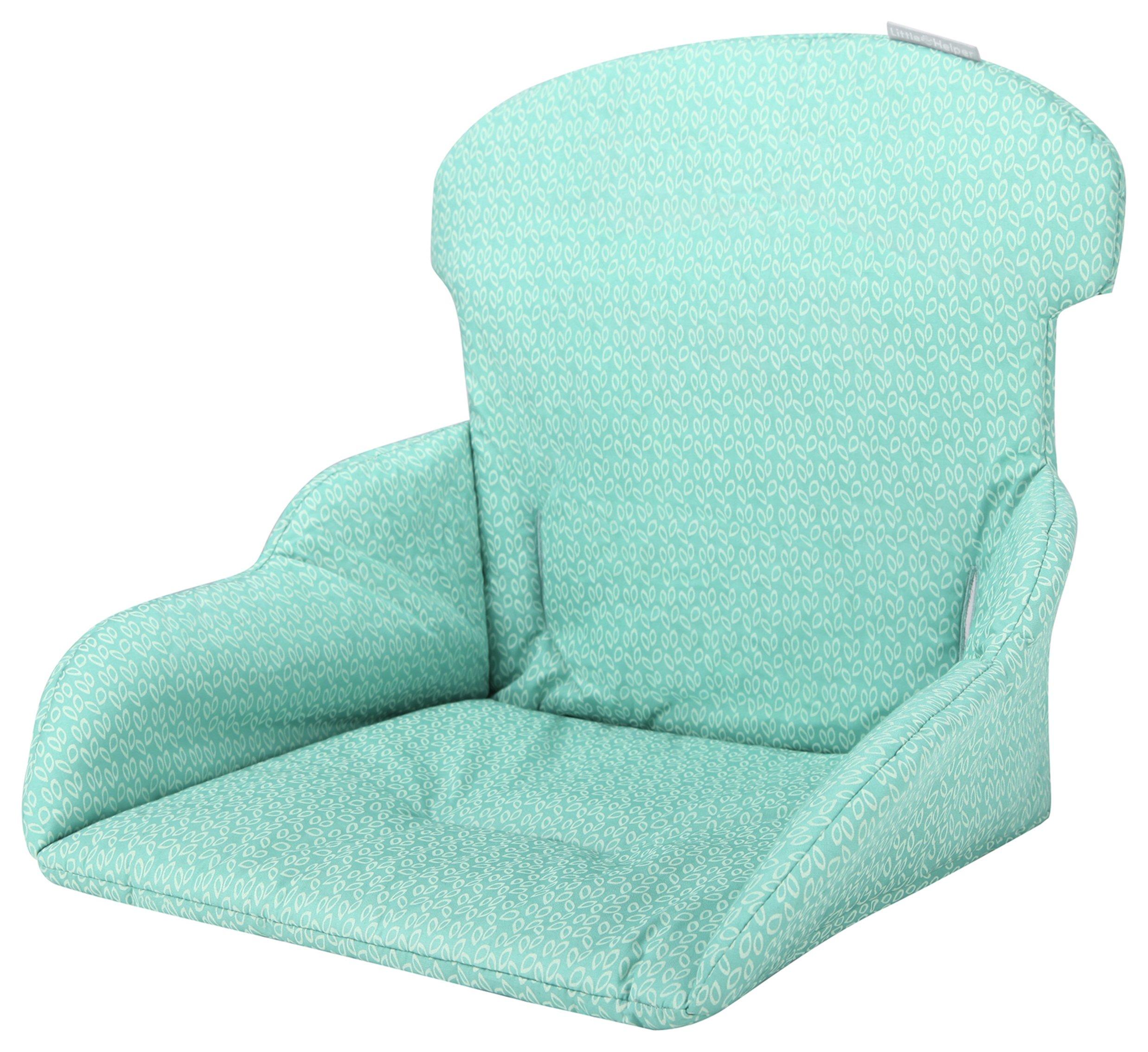 Image of Little Helper FunPod High Chair Cushion - Turquosie