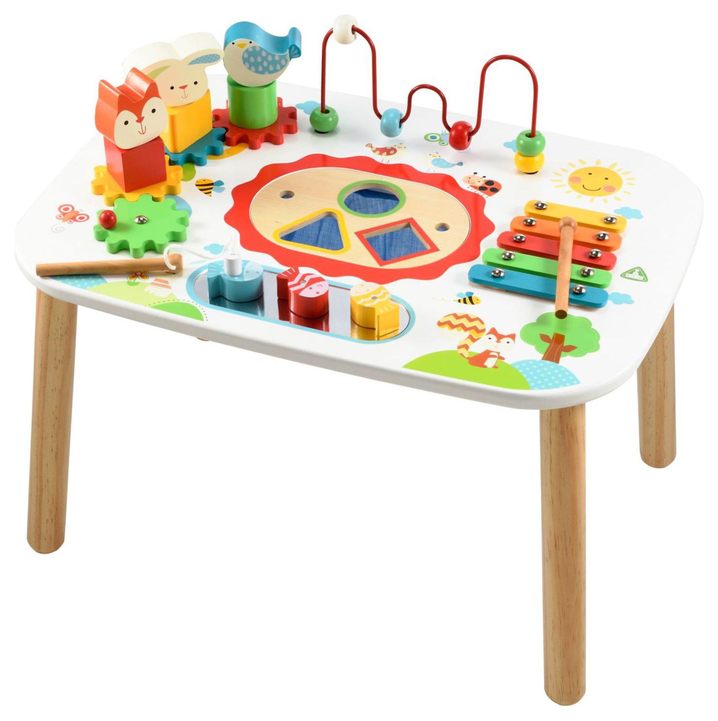 Elegant ELC Wooden Activity Table743/4002