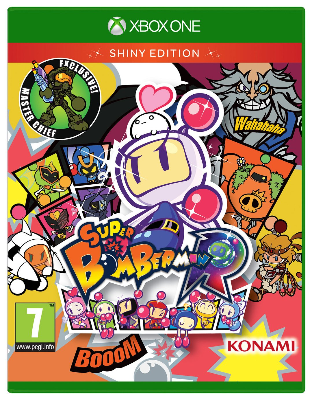 Image of Super Bomberman R: Shiny Edition Xbox One Pre-Order Game
