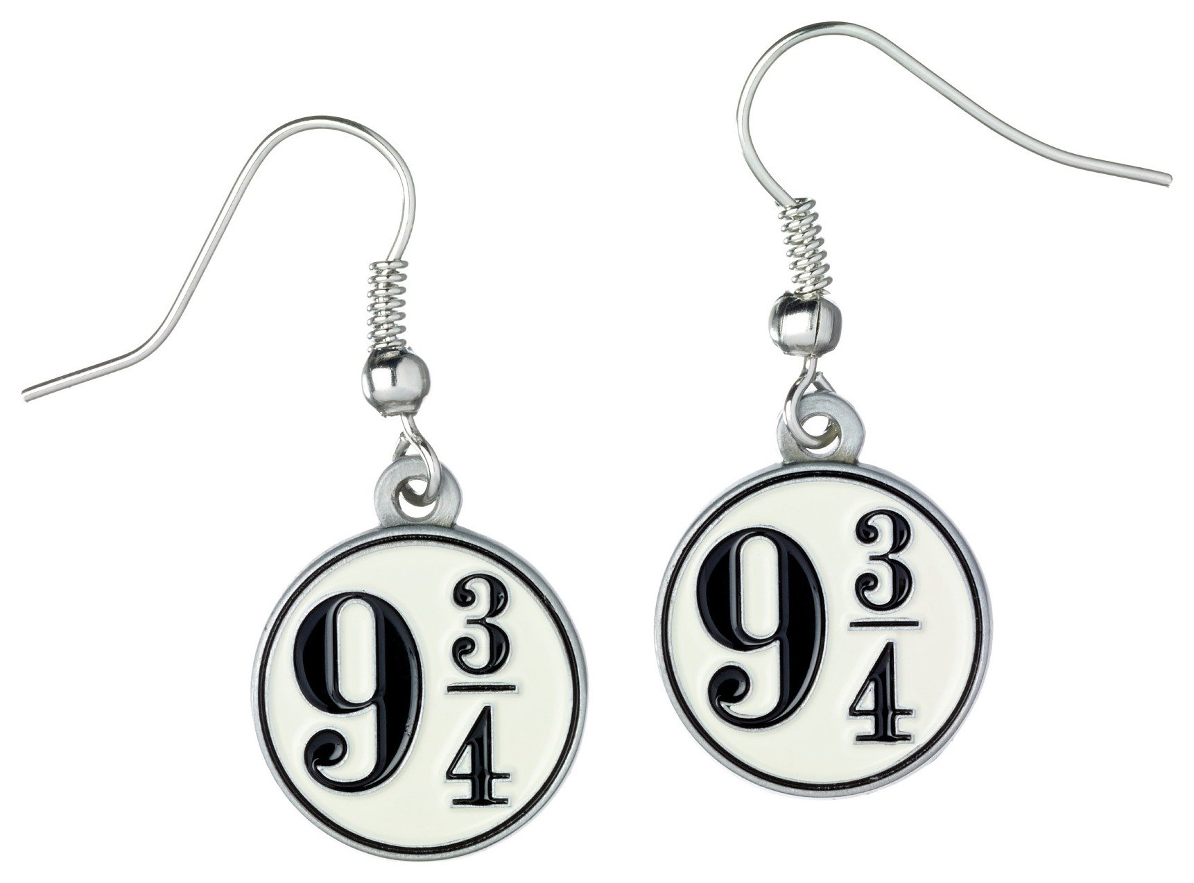 Image of Harry Potter Platfrom 9 and Three Quarters Earrings