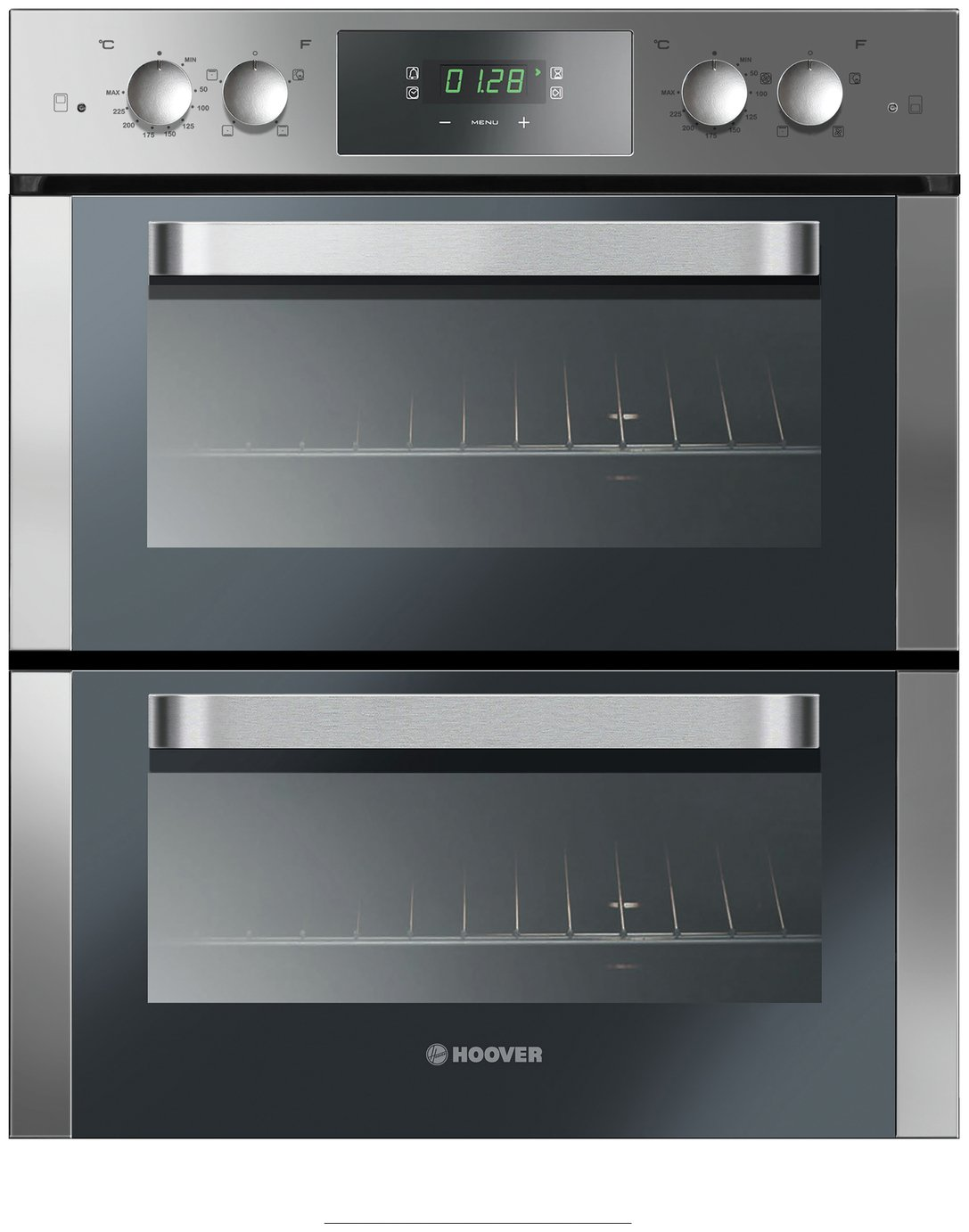 Hoover HO7D3120IN Double Electric Oven - Stainless Steel