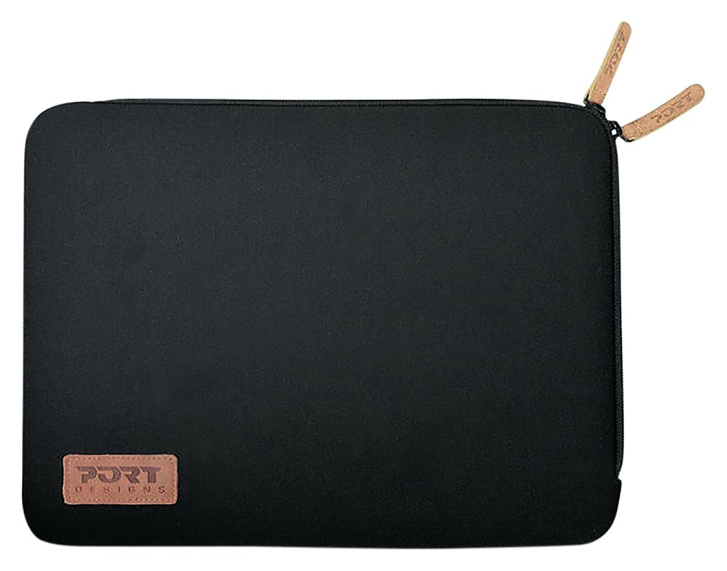 Port Designs Torino 13.3 Inch Laptop Sleeve - Black