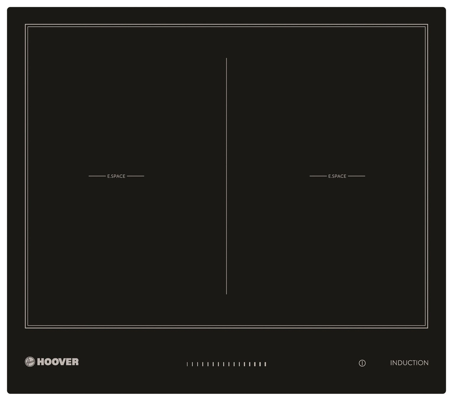 Image of Hoover HES6D Induction Hob - Black